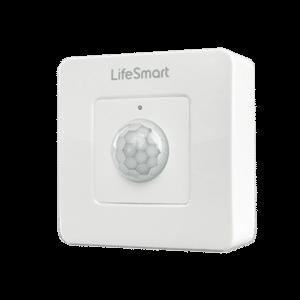 Lifesmart Motion/Illumination Sensor(Large) 3-4m Range - 2 x AAA battery - White