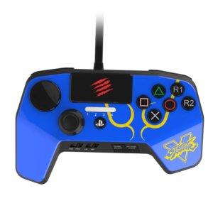Madcatz Controller Blue - PS3/PS4