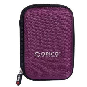 Orico 2.5 Portable Hard Drive Protector Bag Purple