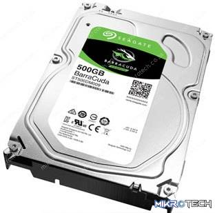Seagate Barracuda 500GB 3.5 inch Internal Hard Disk Drive