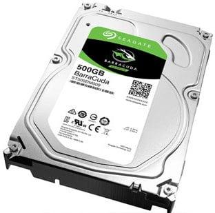 Seagate Barracuda 500GB 3.5 inch Internal Hard Disk Drive