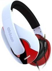 OBlanc Shell NC3-1 2.0 Channel Headphones+ In-line Microphone