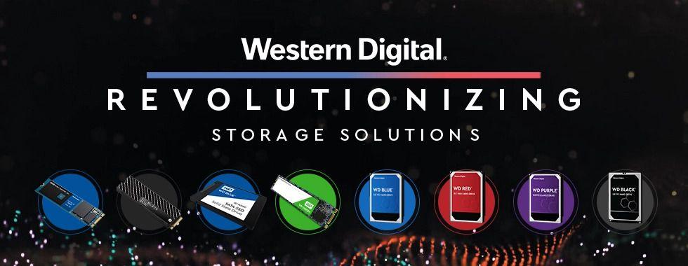 Western Digital Banner