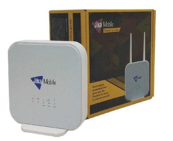JIKA 4GLTE Wireless Mobile Router