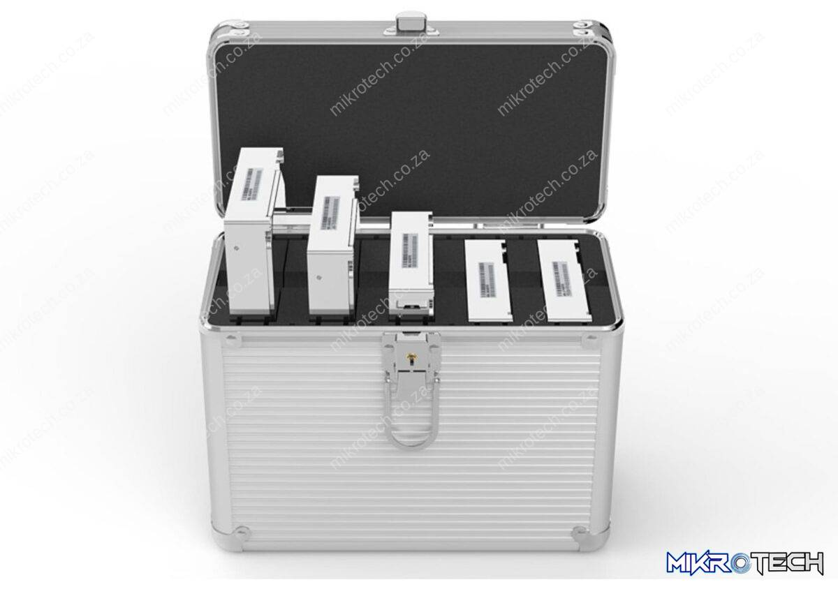 Orico 5 Bay 3.5 HDD Protector Box Aluminium