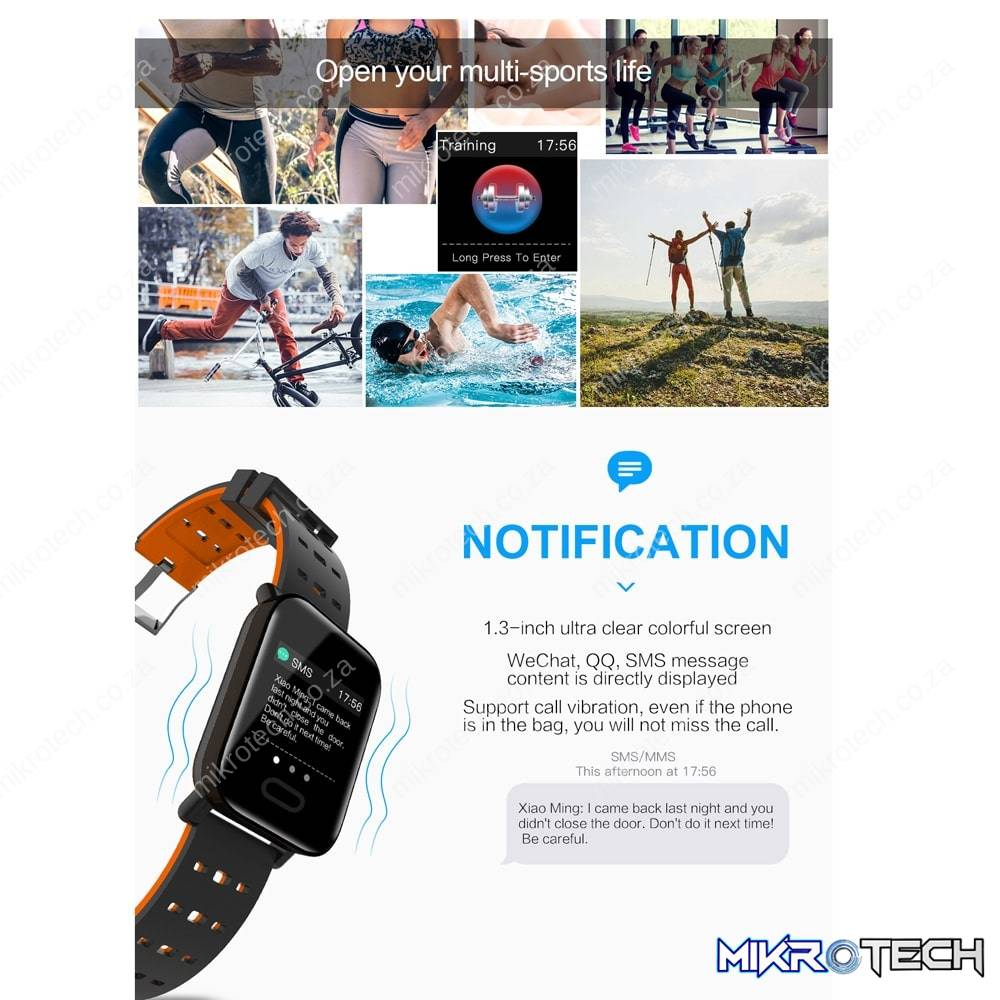 Bakeey A6 Smartwatch