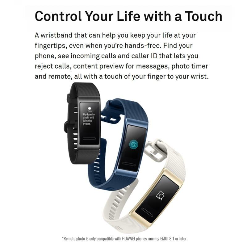 Huawei Band 3 Pro Smartwatch