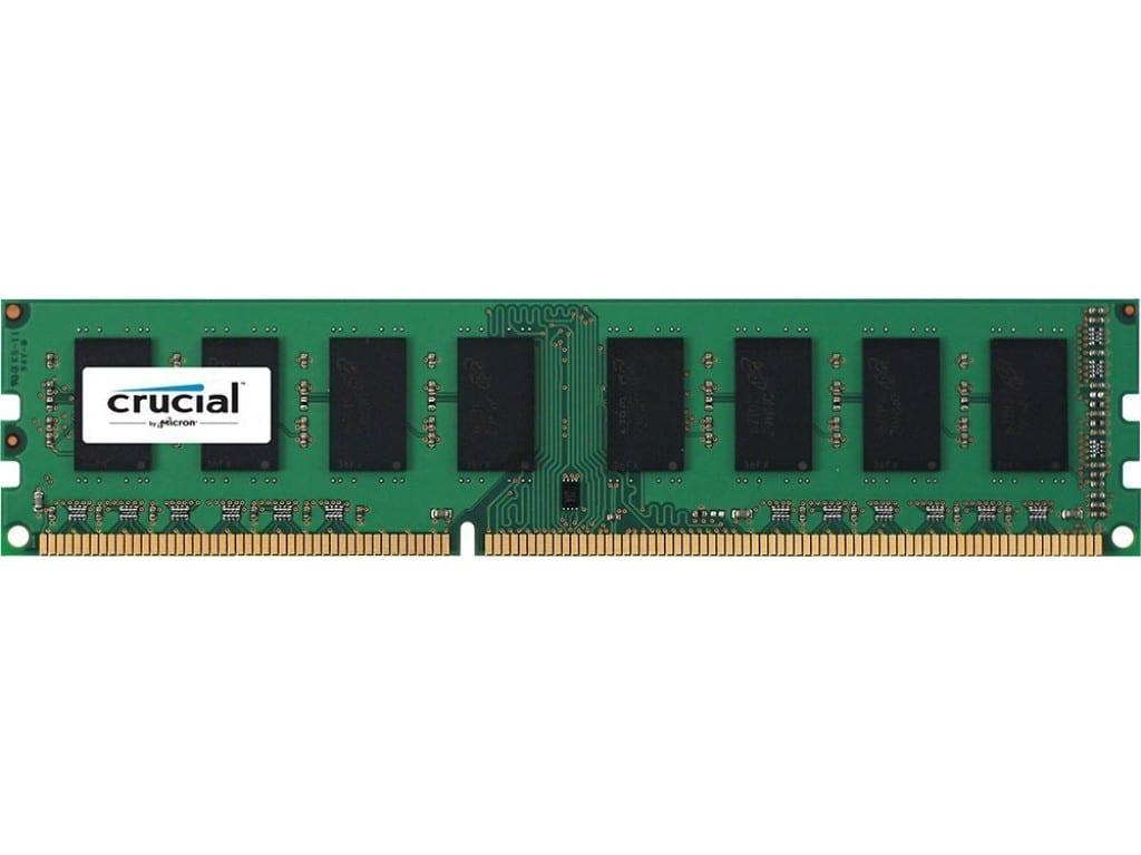 Crucial 8GB DDR3L 1600MHz Desktop