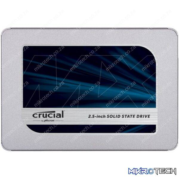 Crucial MX500 250GB 2.5 SSD