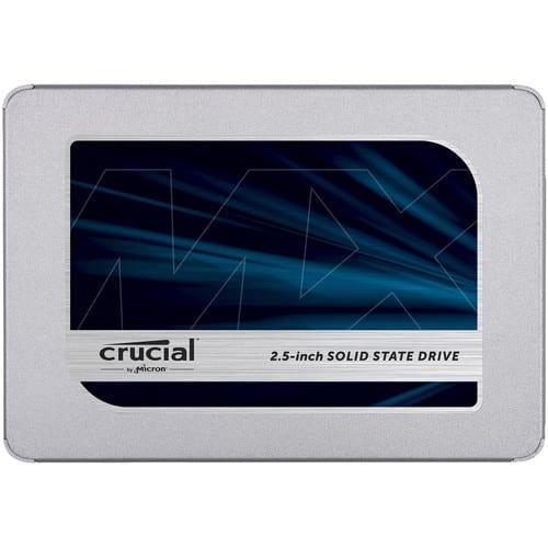 Crucial MX500 500GB 2.5 SSD