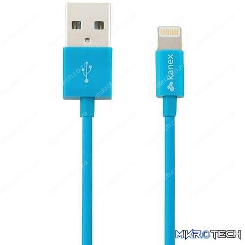 Kanex Lightning 1.2m Cable Blue