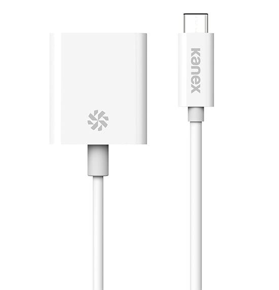 Kanex USB-C to VGA Adapter