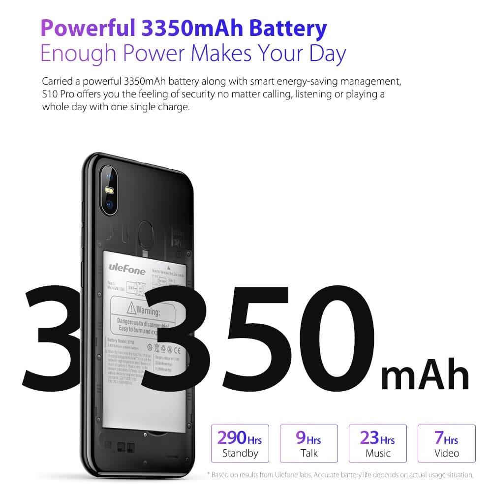 Ulefone S10 Pro Smartphone