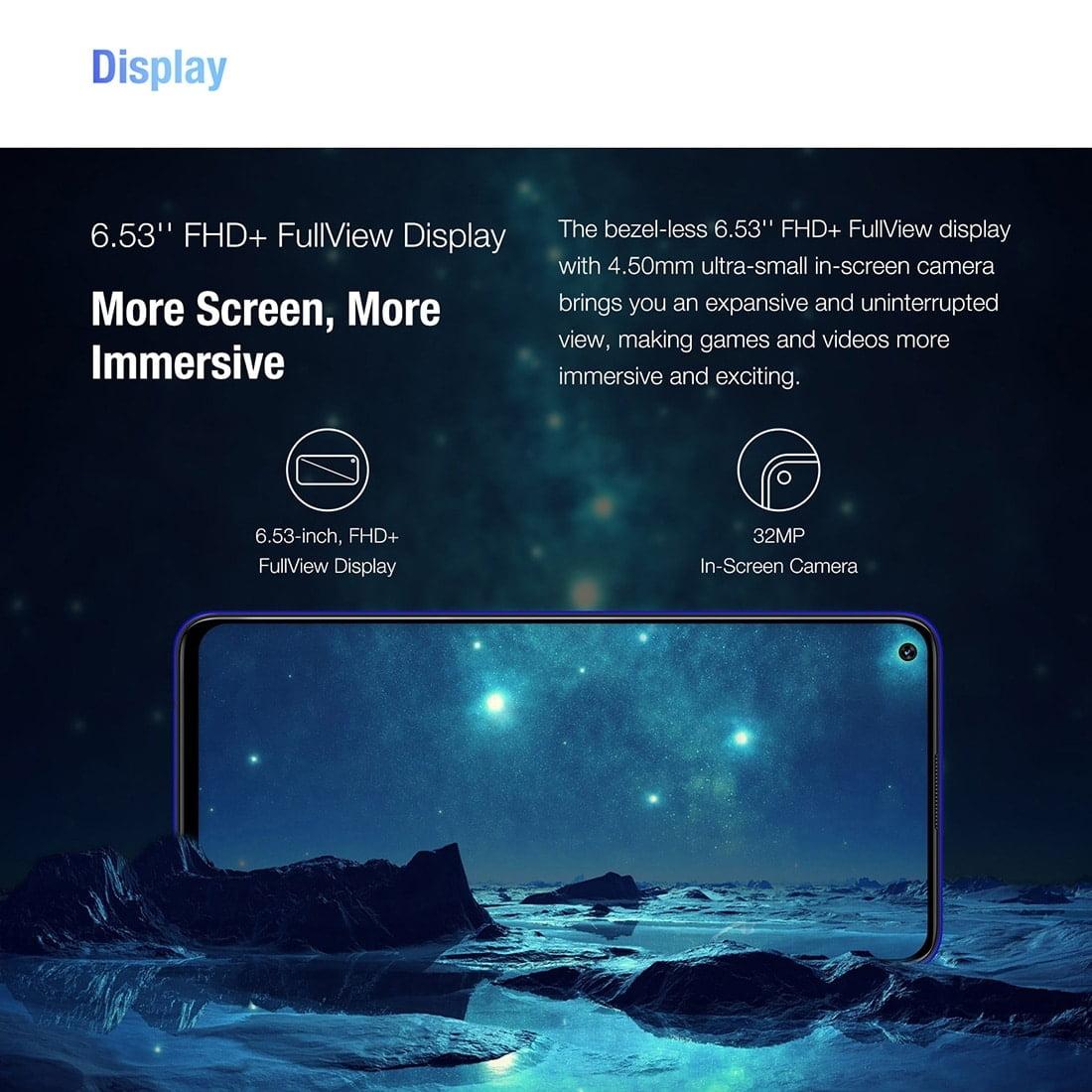 UMIDIGI F2 Smartphone