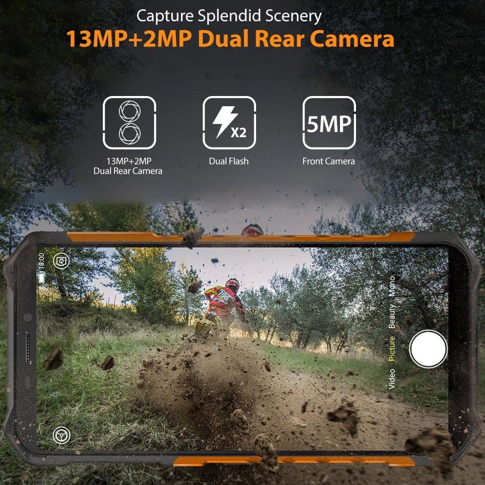 Ulefone Armor X5 Rugged Smartphone