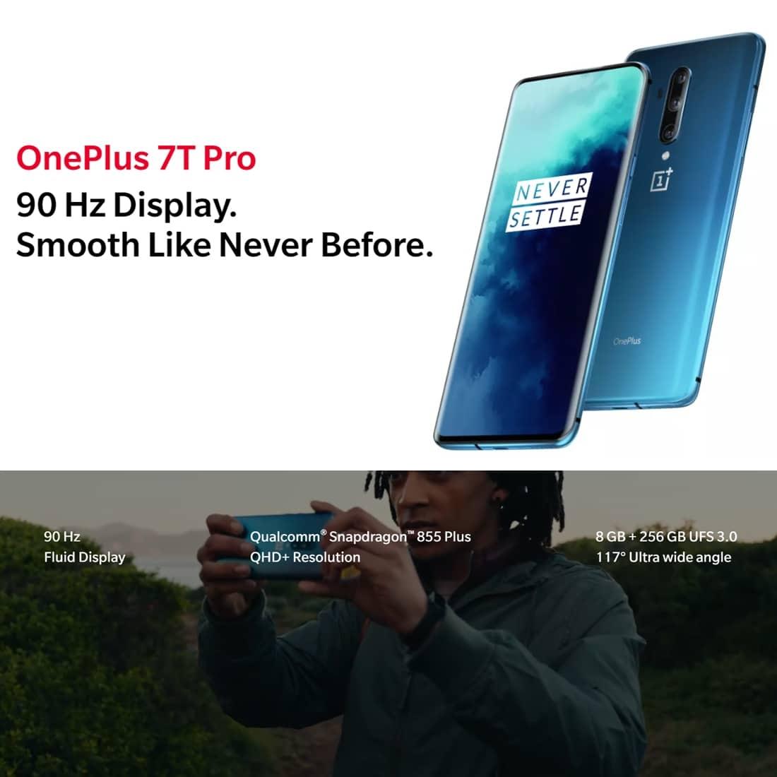 OnePlus 7T Pro Smartphone