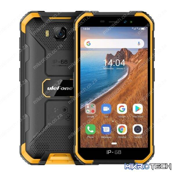 Ulefone Armor X6 - Rugged Smartphone