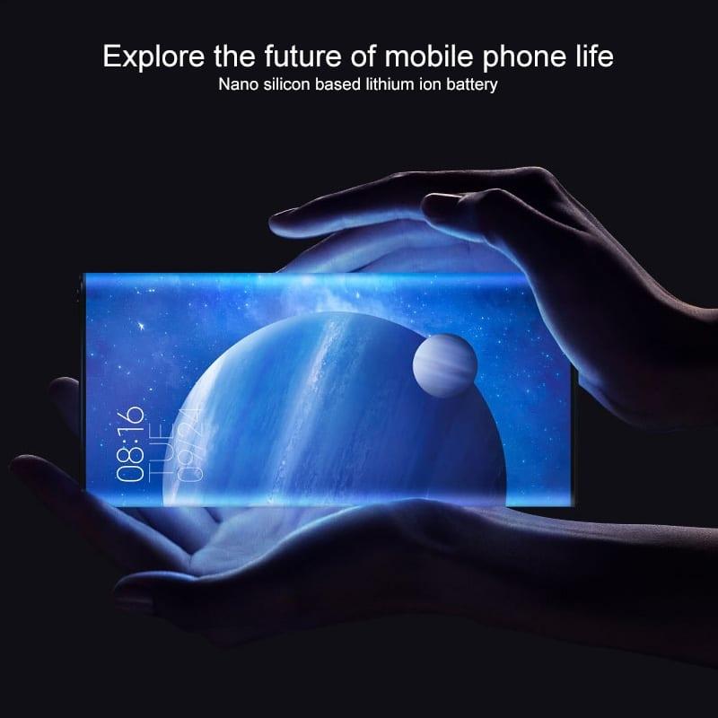 Xiaomi Mi Mix Alpha Smartphone