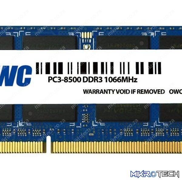 OWC Mac 4GB DDR3 1066MHz SO-DIMM