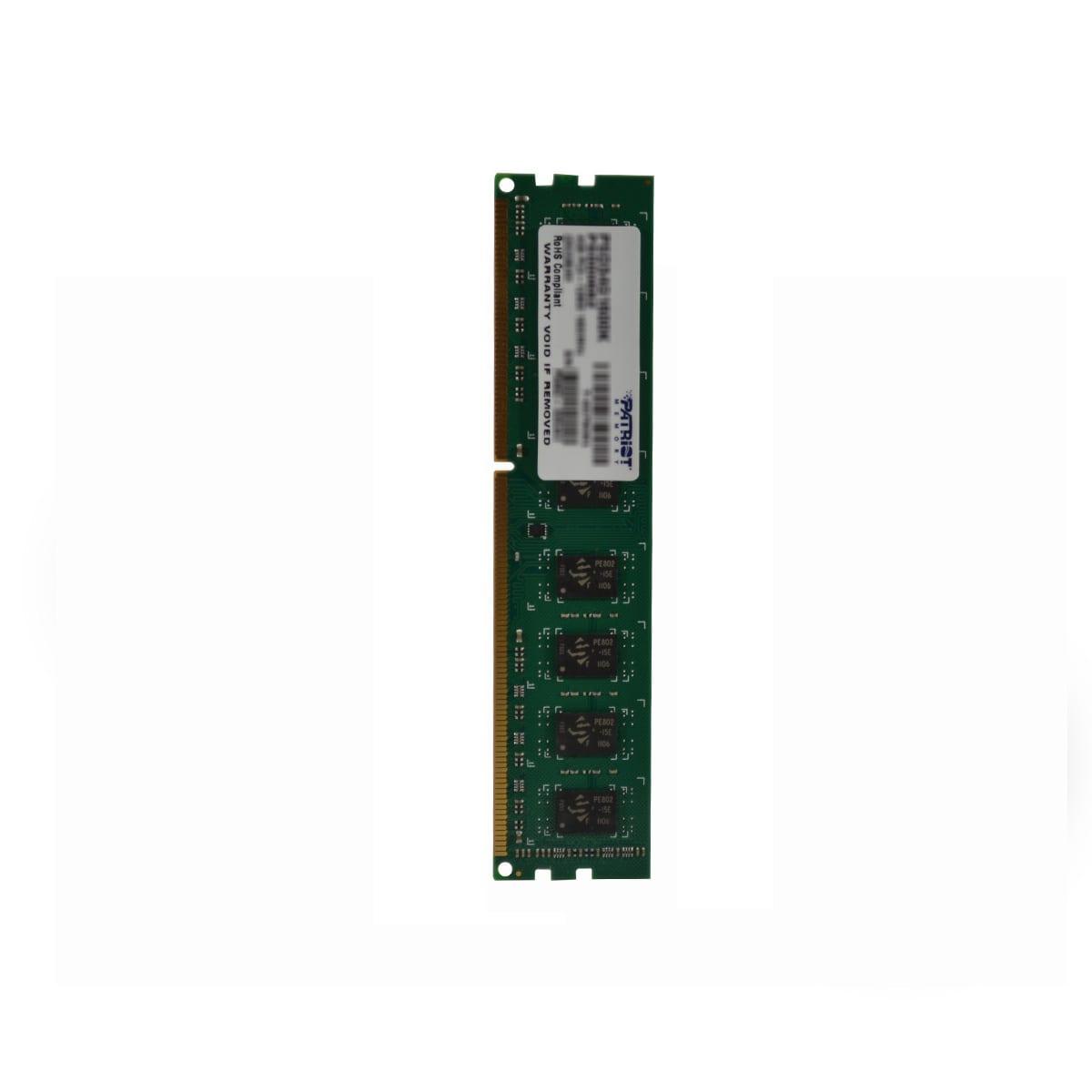 Patriot Signature Line, 4GB, DDR3-1600, CL11 RAM