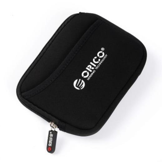 Orico 2.5 Portable Hard Drive Protector Bag Black
