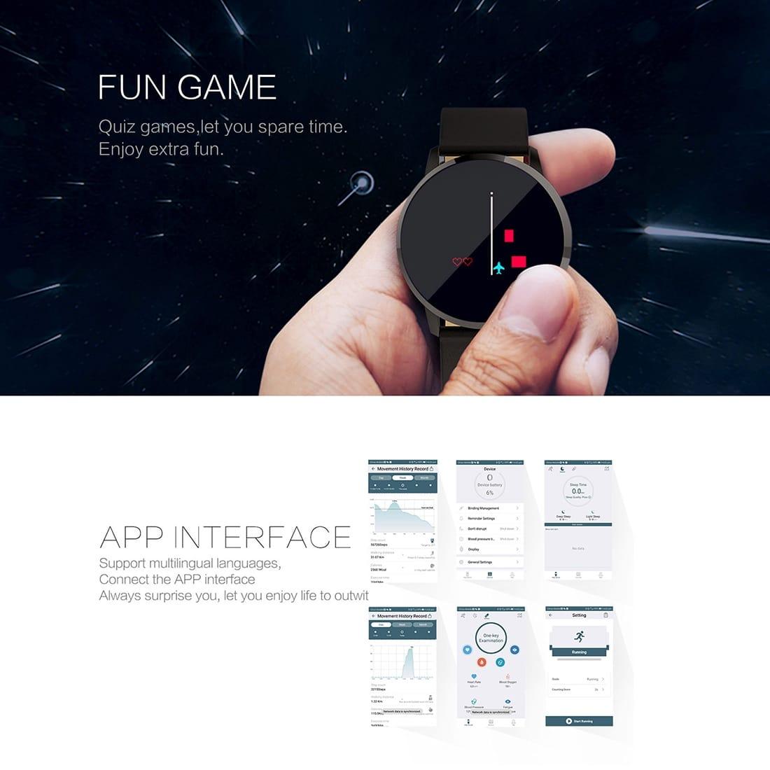 Oukitel W1 Smartwatch