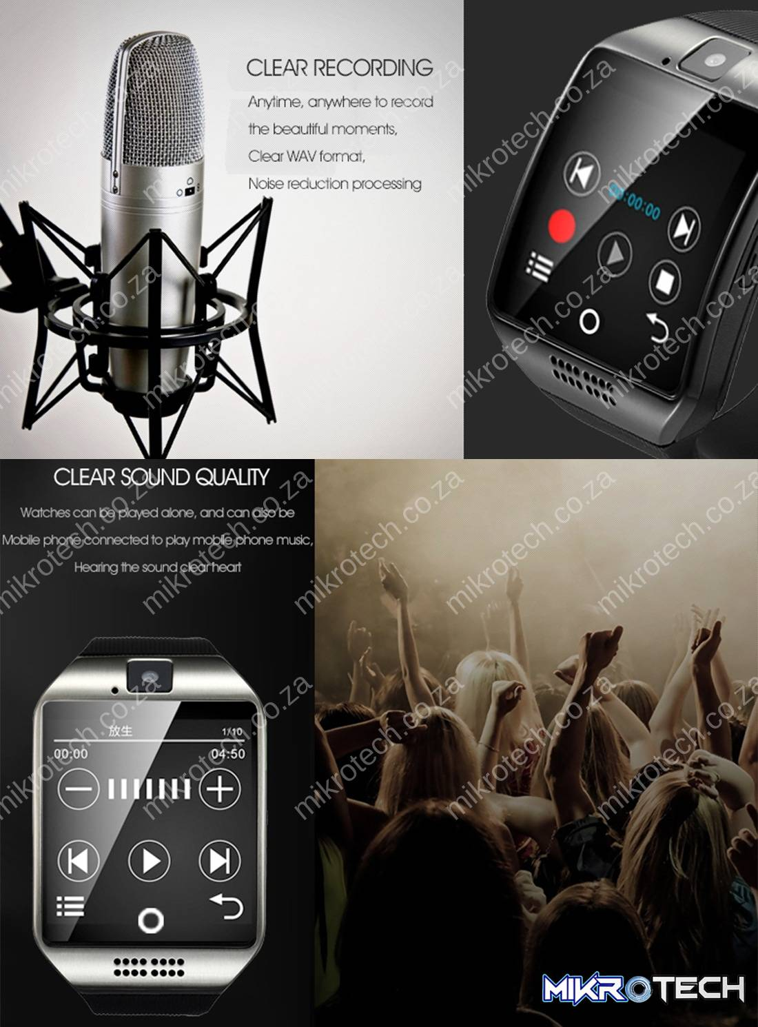 Bakeey Q18 Smartwatch