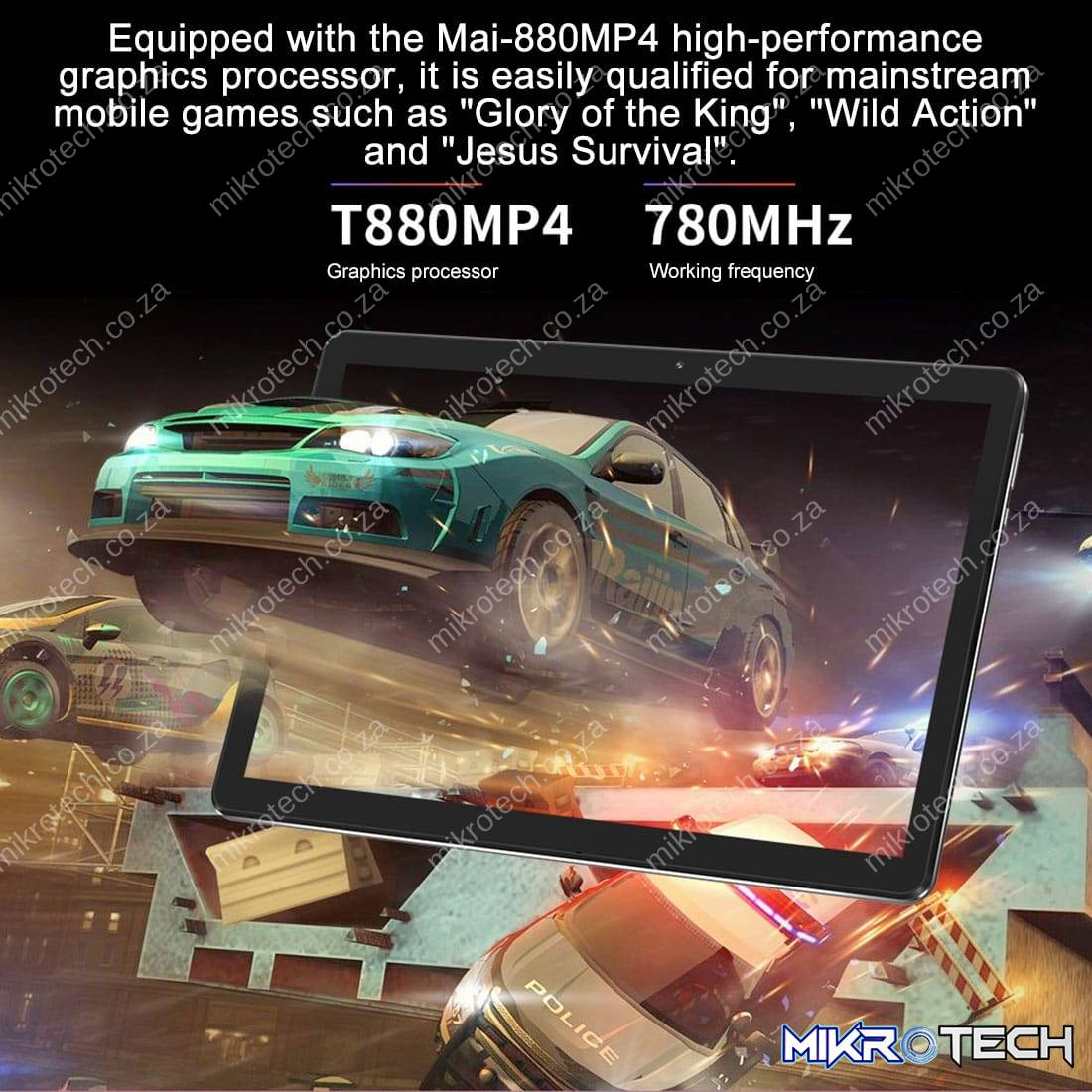 Teclast M20 - 10.1 Inch Android Tablet
