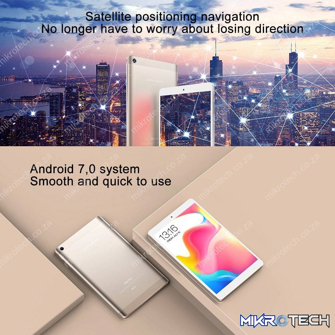 Teclast P80 Pro - 8.0 Inch Android Tablet