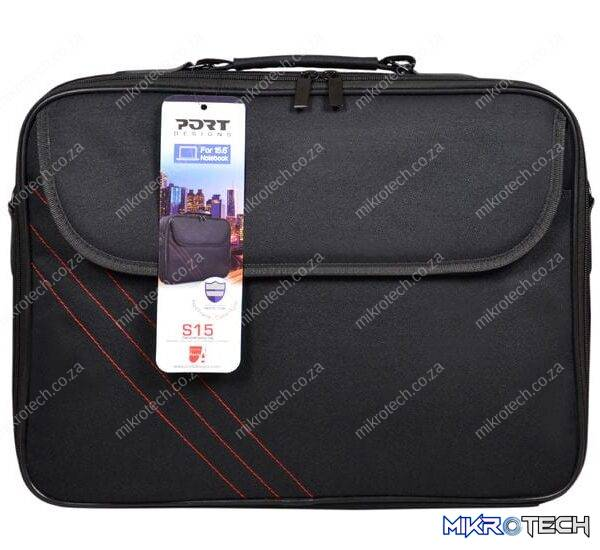 Port Designs CLAMSHELL 14/15.6' Notebook Case Black
