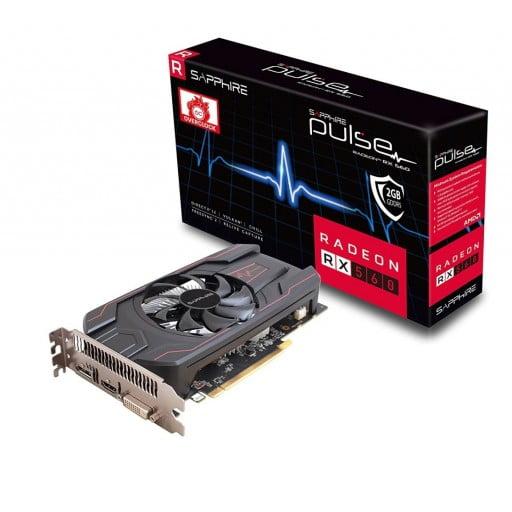 Sapphire Radeon RX 560 Pulse 2GB GDDR5 128-bit Graphics Card