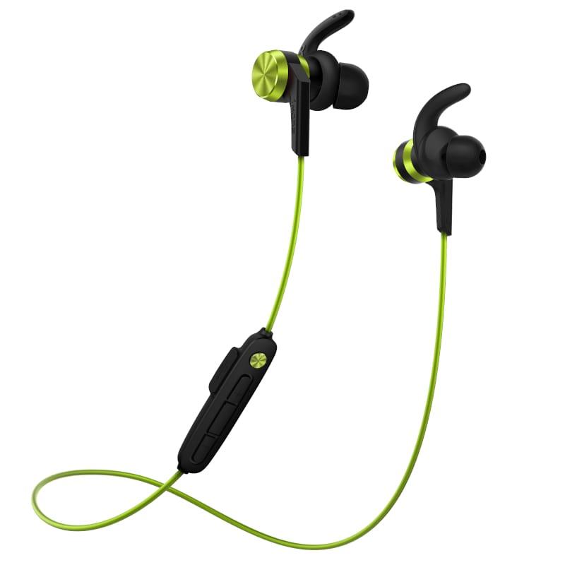 1MORE Fitness E1018BT iBFree Sport IPX6 Water Resistant BT In-Ear Headphones - Green