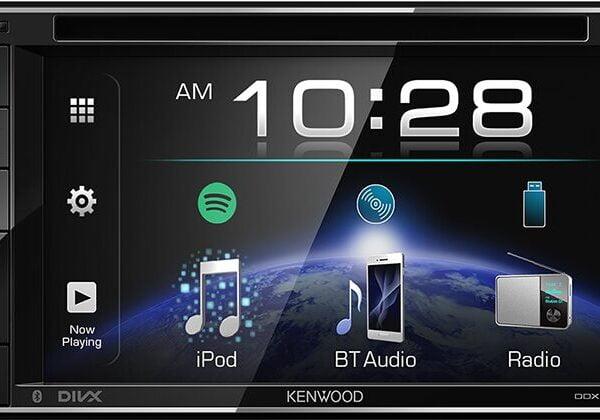 Kenwood DDX419BTM 6.2inch Multimedia CD Receiver