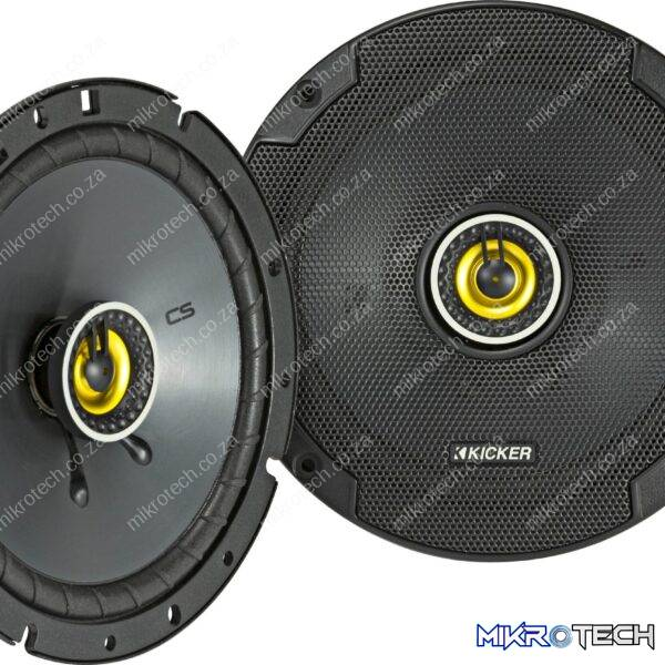 Kicker 46CSC674 6-3/4? 2-way car speakers