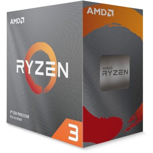 AMD Ryzen 3 3300X Quad Core 3.8GHz (4.3GHz Boost) Socket AM4 Desktop CPU