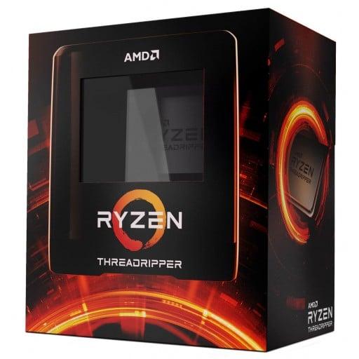 AMD Ryzen Threadripper 3990X 64 Core 2.9GHz (4.3GHz Boost) Socket sTRX4 Desktop CPU - Cooler Not Included