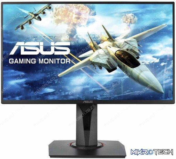 "ASUS VG258QR 24.5"" Full HD (1920x1080) 165Hz 0.5ms TN FreeSync Gaming Desktop Monitor"