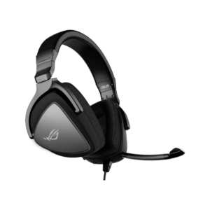 Asus ROG Delta Core Multi-Platform Black Wired Gaming Headset