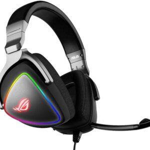 Asus ROG Delta Multi-Platform RGB USB-C Wired Gaming Headset
