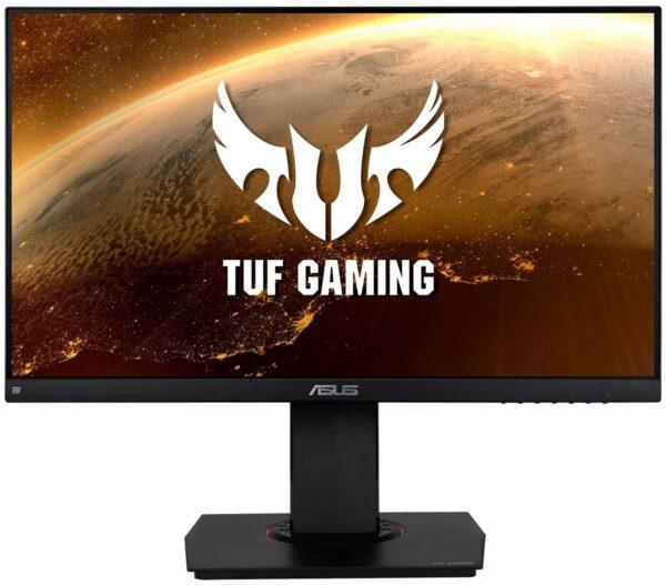 """Asus VG249Q TUF Gaming 23.8"""" Full HD (1920x1080) 144Hz 1ms IPS FreeSync Gaming Desktop Monitor"""