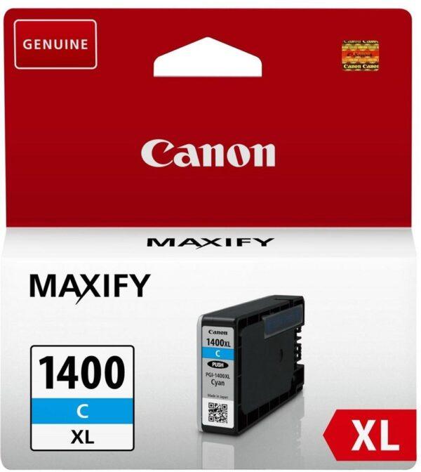 Canon PGI-1400XL C Cyan DRHD XL Ink Tank (MB2040