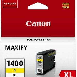 Canon PGI-1400XL Y Yellow DRHD XL Ink Tank (MB2040
