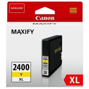 Canon PGI-2400XL Y Yellow DRHD XL Ink Tank (iB4040