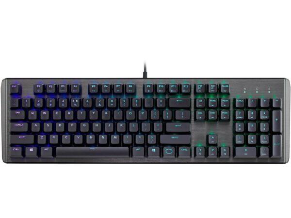 Cooler Master CK-550-GKGM1-US CK550 RGB Gateron Brown Switch Mechanical Gaming Keyboard