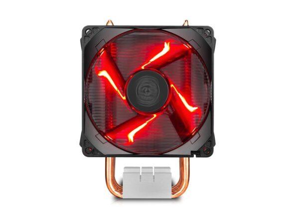 Cooler Master Hyper H410R Led 92mm Red Led Fan CPU Cooler
