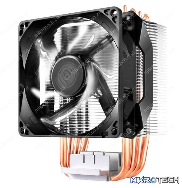 Cooler Master Hyper H411R Led 92mm White Led Fan CPU Cooler