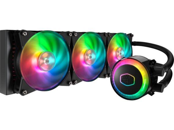 Cooler Master MLX-D36M-A20PC-R1 MasterLiquid ML360R RGB All-In-One Liquid CPU Cooler
