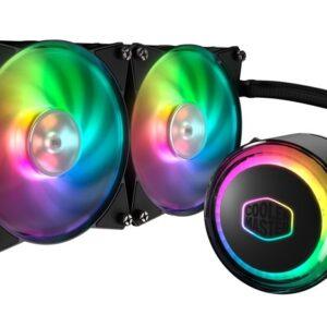 Cooler Master MLX-S24M-A20PC-R1 MasterLiquid ML240RS RGB Closed Loop CPU Cooler