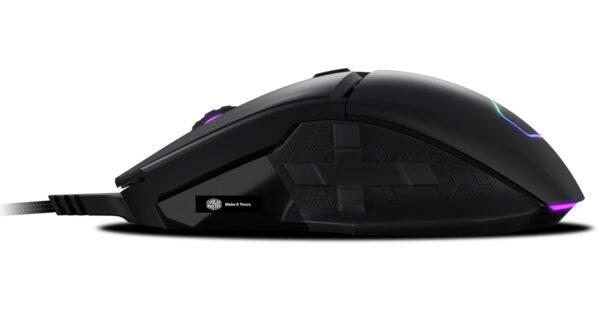000 DPI Gunmetal Black Wired Optical Gaming Mouse