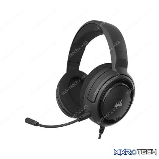 Corsair HS35 Wired Stereo Carbon Gaming Headset